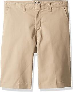 Dickies Boys KR0123 Flexwaist Flat Front Shorts Shorts