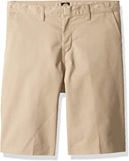 Boys Flexwaist Flat Front Short