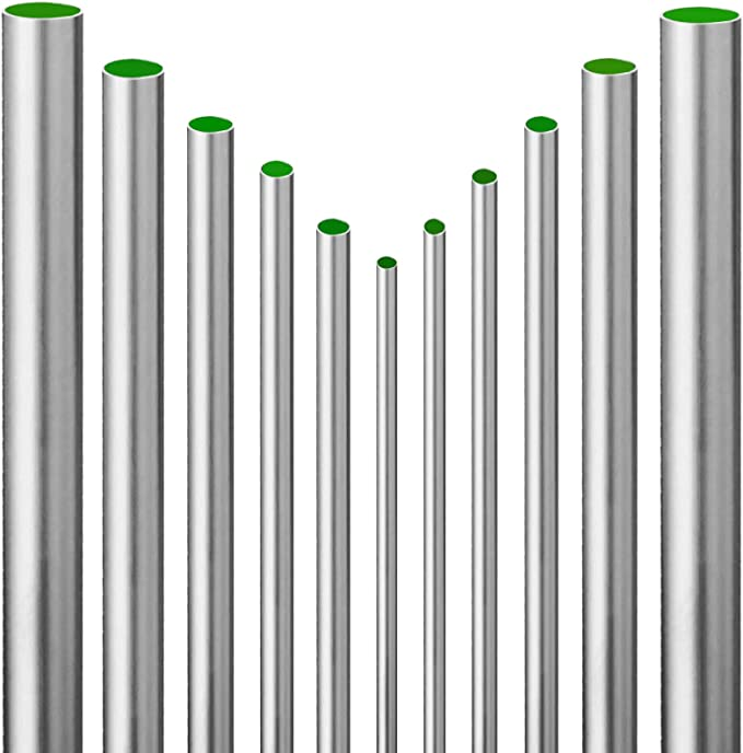 Qualitäts Edelstahl Rohr Stangenware Ø 15mm 35mm Länge 0 25m 2m Wunschlänge Einfach Auswählen 15 Mm X 1 0 Mm 0 25 M Baumarkt