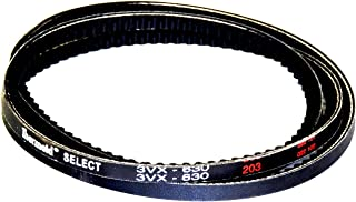HBD/Thermoid 3VX630 Maxipower Cogged Belt, Rubber