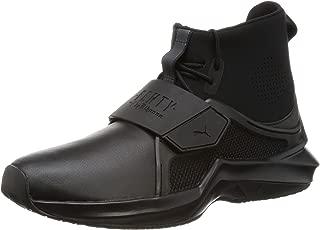 PUMA The Trainer Hi by Fenti Womens Sneakers Black