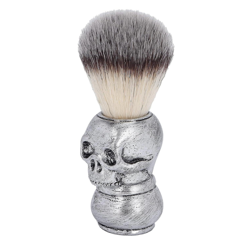 Men's Max 73% OFF Beard Very popular Shaving Brush Be Skeleton Shape