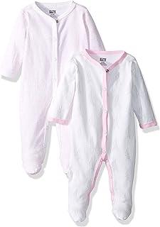 Hudson Baby Unisex Baby Cotton Sleep and Play