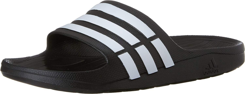 Adidas Men's Duramo Slide Seal nero 10 M US
