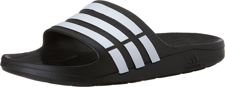 Crocs 11175-066-160, Herren Zehentrenner, Schwarz - schwarz schwarz (schwarz Weiß) - Größe  41 EU  Rabatte kaufen