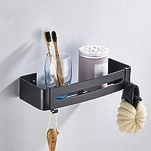 JYSXAD Étagère de Salle de Bain Toilette vanité Triangle Serviette Support de Rangement tenture Murale Salle de Bain en Al...