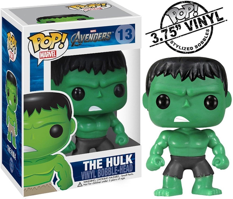 Funko Avengers Movie Hulk Pop  Vinyl Bobble Head