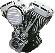 Ultima® 127 C.I. Competition Series Engine-298-273-Black Finish