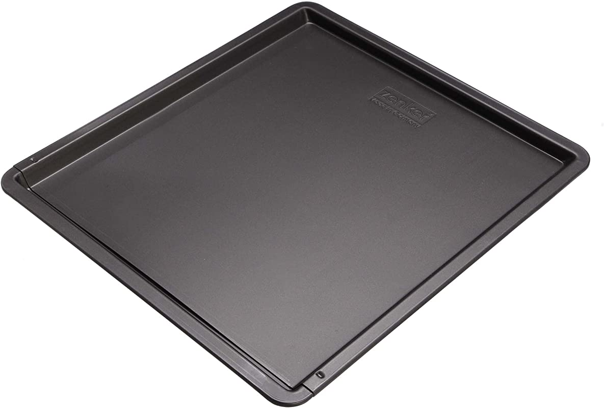 Zenker Expandable Cookie Pan Nonstick 14 1 2 Inch To 20 1 2 Inch