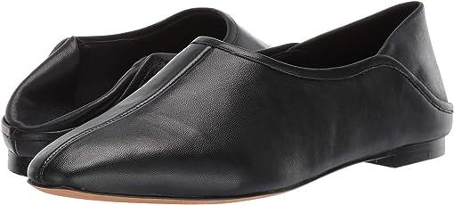 Black Palma Nappa Leather