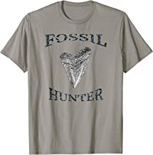 Great Distressed Megalodon Shark Tooth Enthusiast T Shirt