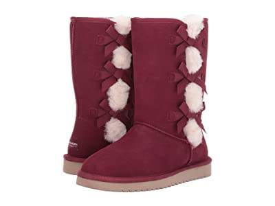 Koolaburra by UGG Victoria Tall (Zinfandel) Women