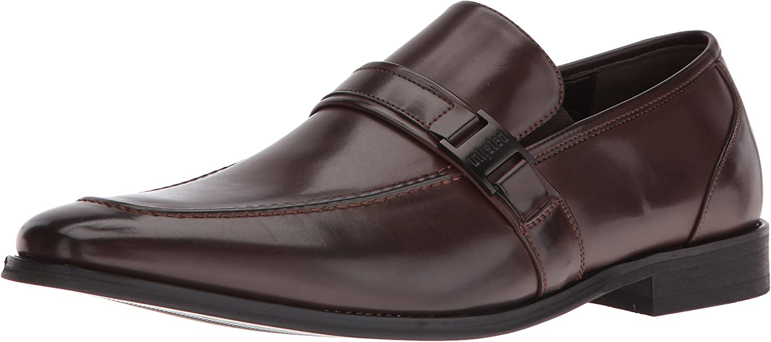 Unlisted by Kenneth Cole Men's Mu-stash Slip-On Loafer