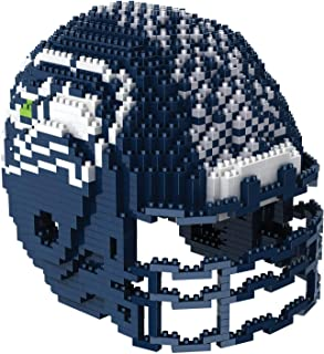 BRXLZ American Football Team Helmet 3D Puzzle - Seattle Seahawks