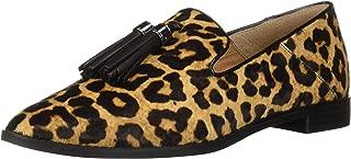 beige tassel loafers