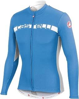 Castelli Prologo 4 Full-Zip Jersey - Long Sleeve - Men's
