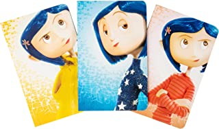 CORALINE POCKET NOTEBOOK COLLECTION: Set of 3 (Pocket Notebook Collection 3- set)