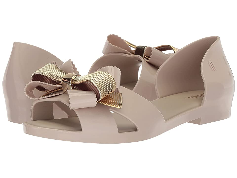 Melissa Shoes Seduction III (Beige Gold) Women