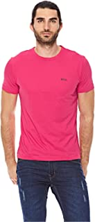 Hugo Boss T-Shirts For Men, Bright Pink, S