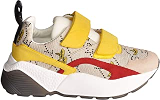 STELLA MCCARTNEY Luxury Fashion Womens 580189W1NE59539 Yellow Sneakers | Fall Winter 19