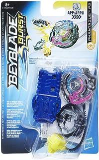 Bey Blade- Ponza y Lanzador Phantazus P2 (Hasbro E1058ES0)