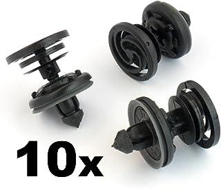 Lot de 20 clips de fixation pour porte int/érieure et porte-cartes pour T5 Transporter Caravelle 7L6868243
