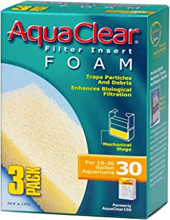 Aquaclear Foam Inserts, 3-Pack
