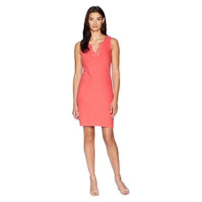 Tommy Bahama Arden Sleeveless Shift Dress (Teaberry) Women