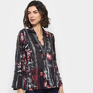 9fb40d7dae Moda - P - Camisas e Blusas   Roupas na Amazon.com.br
