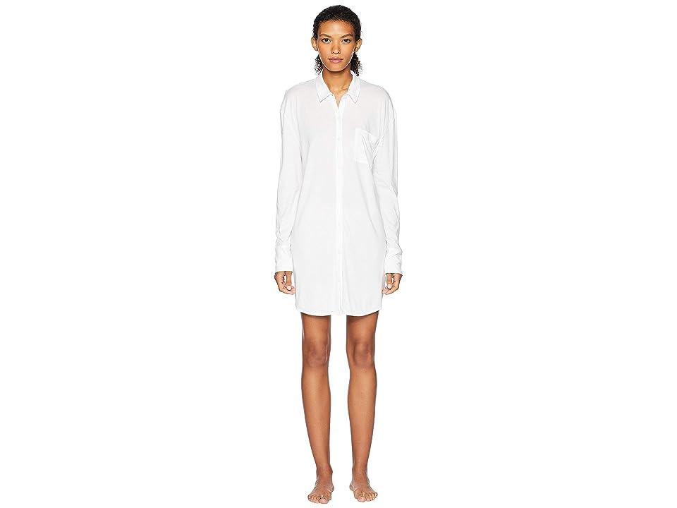 Skin 33 Kiana Sleep Shirt (White) Women