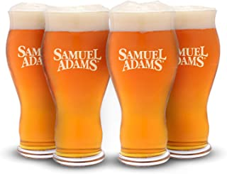 Samuel Adams Sensory Perfect Pint   Set of 4