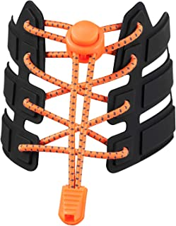 Shoelaces, UGY No Tie Shoelaces Elastic for All Adult and Kids Sneakers Fits Hiking Boots, Board Shoes and Casual Shoes