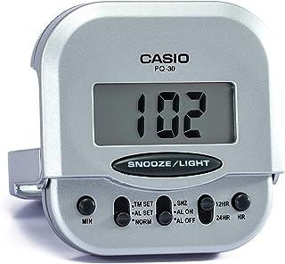 Casio Collection Wake Up Timer Digital Alarm Clock PQ-30-8EF