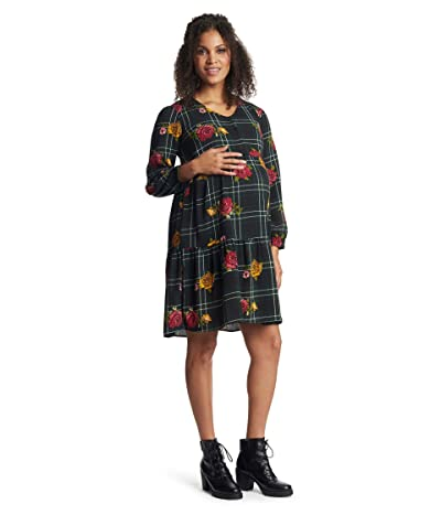 Everly Grey Tara Maternity/Nursing Dress