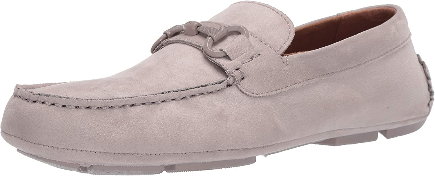 Kenneth Spring new work one after another Shipping included Cole REACTION Men's Dawson Light Driver Bit Loafer Grey
