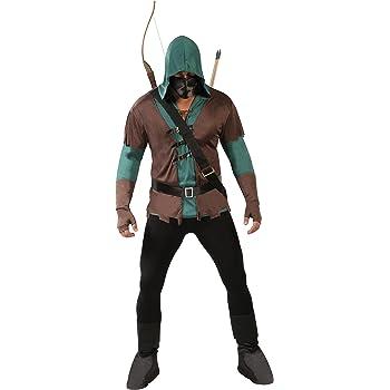 Jiaxingo Disfraz de Cazador de Cosplay de Halloween Hombres ...