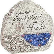 Pet Comfort and Light Memorial Stone