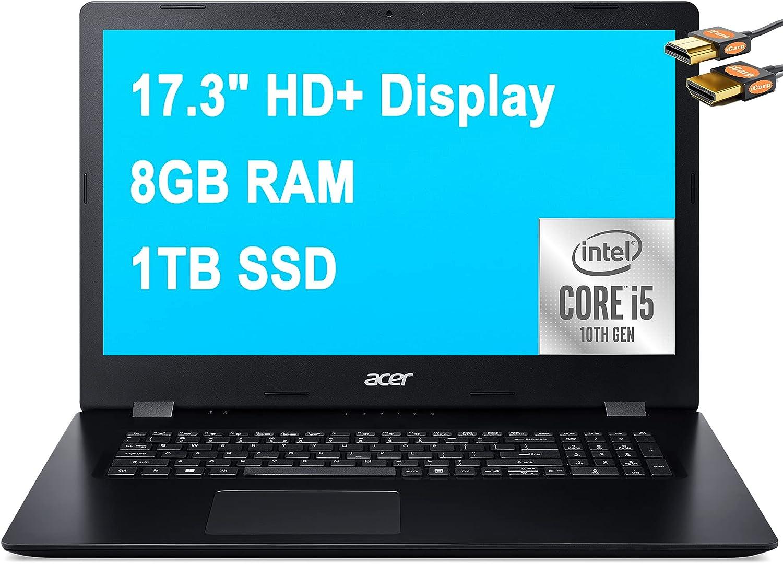 Acer Flagship Aspire 3 17 Business Laptop 17.3
