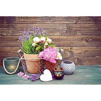 Zhy Daniu Photo Backdrops Happy Valentine s Day Photography Vinyl Background Studio Props Flowers 7x5ft qr122