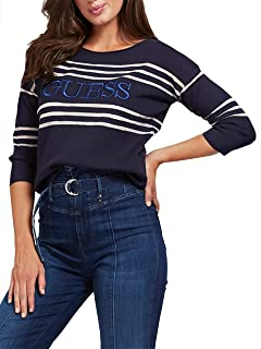 Guess Jeans W0YR87-Z2BB0 a Rayas Mujer