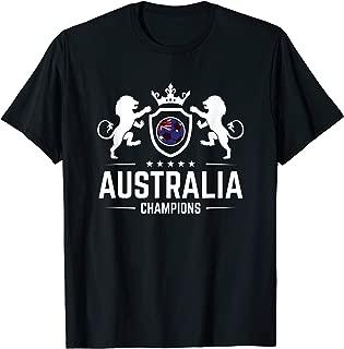 Australia Soccer Jersey 2019 Australian Football Team Shirt