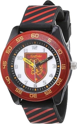 Harry Potter Quartz Montre avec Bracelet en Silicium HP9071ARG