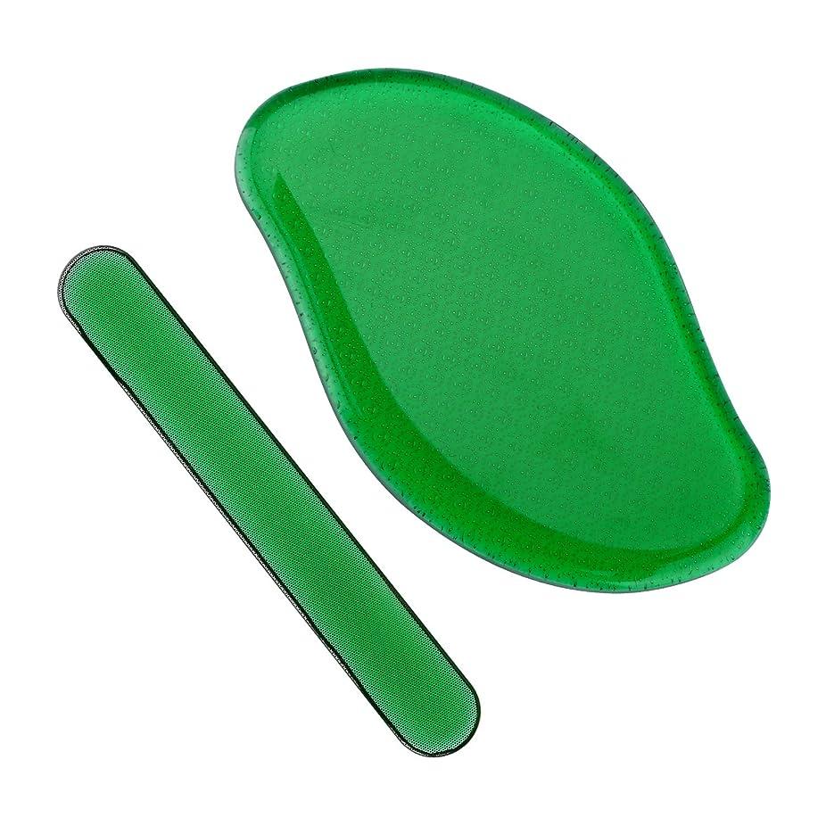 動頭干渉Shinenail ガラス製 かかと 角質取り かかと削り ガラス 爪磨き付き かかとやすり かかと磨き 角質除去 足 角質ケア ヤスリ 足裏 踵 フットケア 丸洗いOK 爪磨き付き