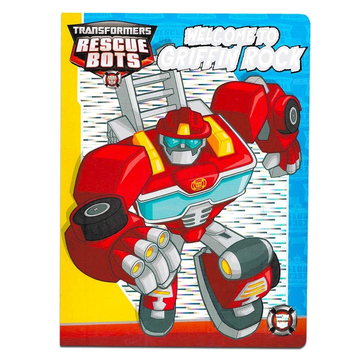 Transformers Rescue Bots Board Book: