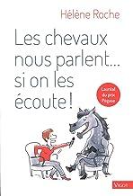Livres Les chevaux nous parlent... si on les écoute ! PDF