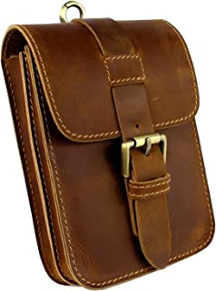 Best men's leather bum bag Reviews