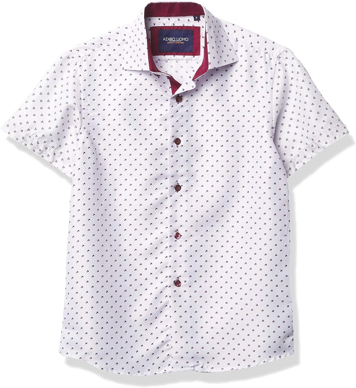 Azaro Uomo Adorable Kid Boys Button Down Shirt Sailor Like Dad Children