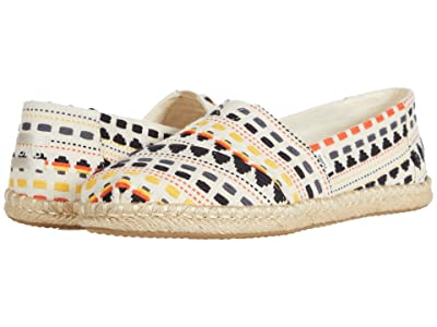 TOMS Alpargata on Rope (Natural Woven) Women