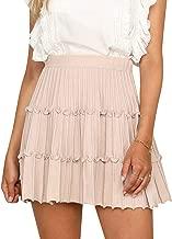 Best high waisted ruffle mini skirt Reviews