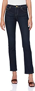 Riders by Lee Women Mid Rise Straight Jean